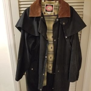 Men's long jacket size medium